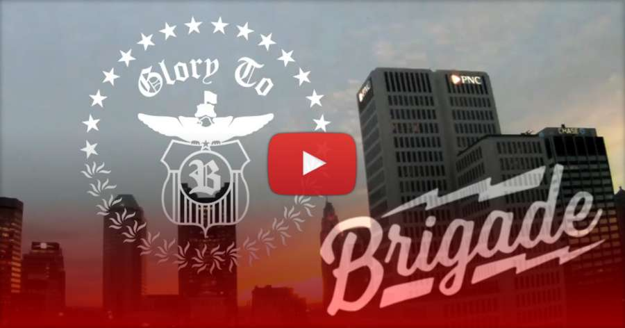 Brigade Presents Glory To (2017)