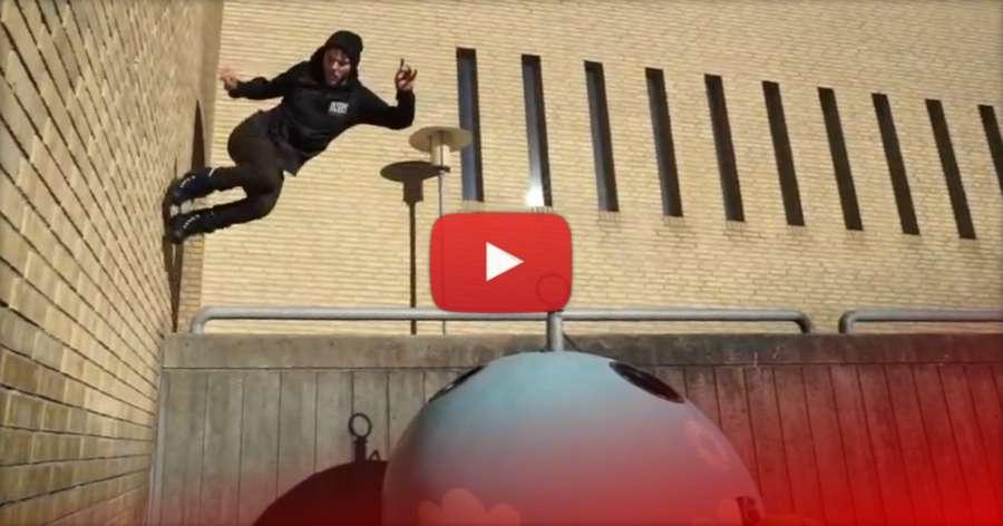 Daniel Nielsen (Denmark) - Autumn 2017, Skatepro Edit