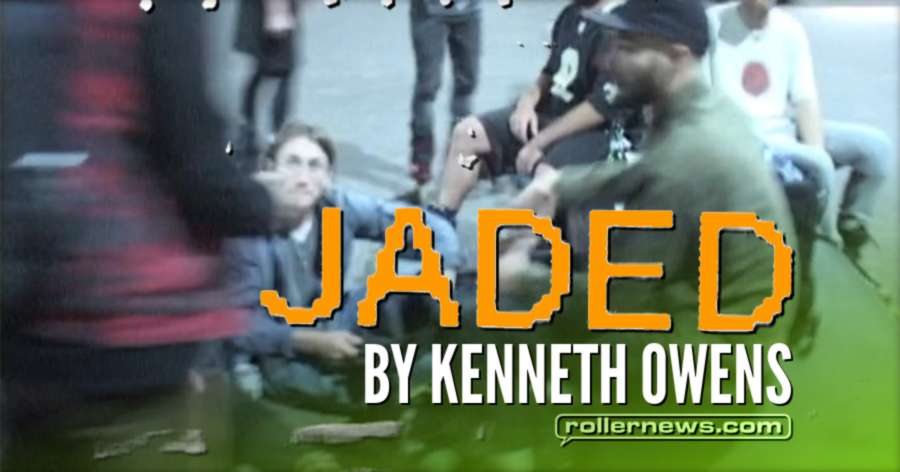 Jaded (2017) by Kenneth Owens [Preview] - Holland x Thailand x London