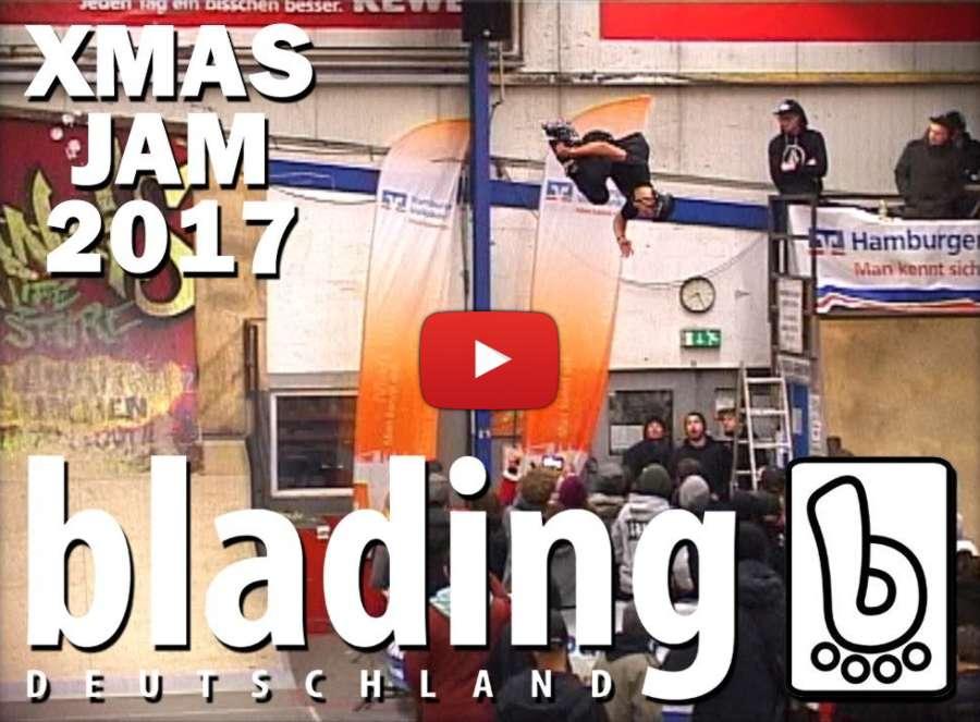 XMas Jam 2017 (Hamburg in Roh) - Blading Deutschland x Borklyn Zoo