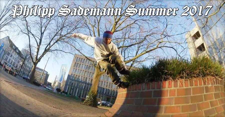 Philipp Sademann (35, Germany) - Street Edit (2017) by Rafael Kosiarski