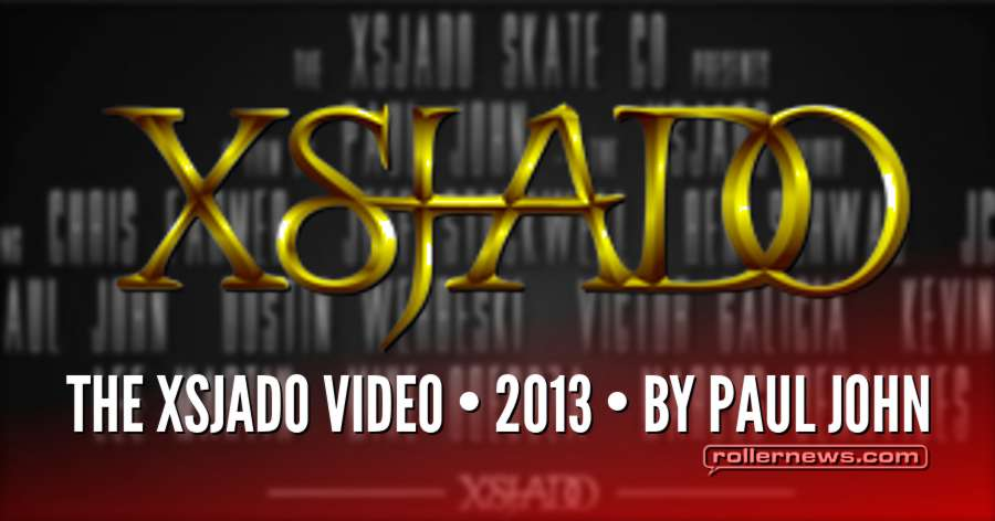 The Xsjado Video (2013) by Paul John - Full Video