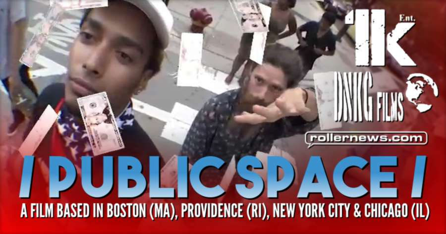 / PUBLIC SPACE / by Yungjuiced (2017)