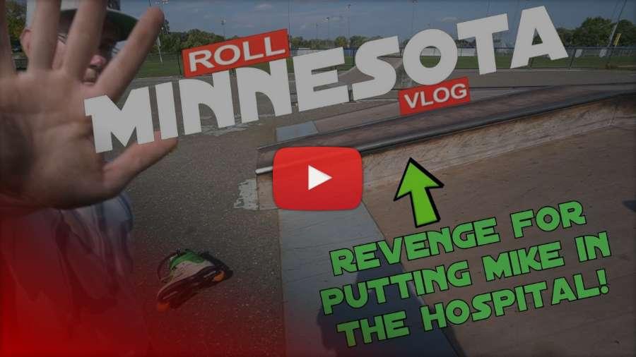 Roll Minnesota - Falling Into Fall (Minnesota Skatepark Tour)
