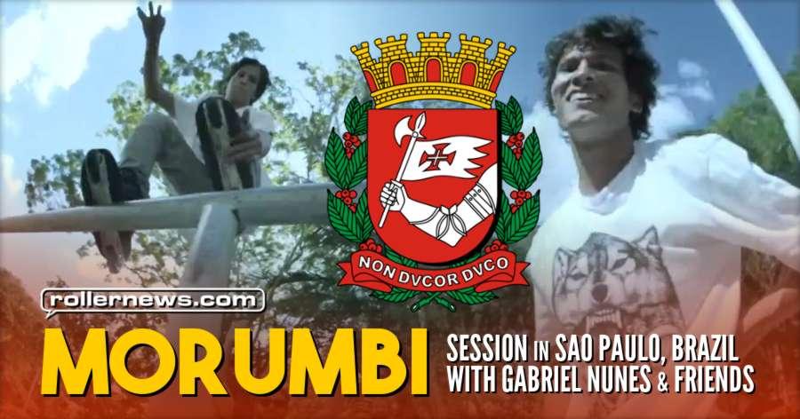 Morumbi Session (São Paulo, Brazil 2017) with Gabriel Nunes & Friends