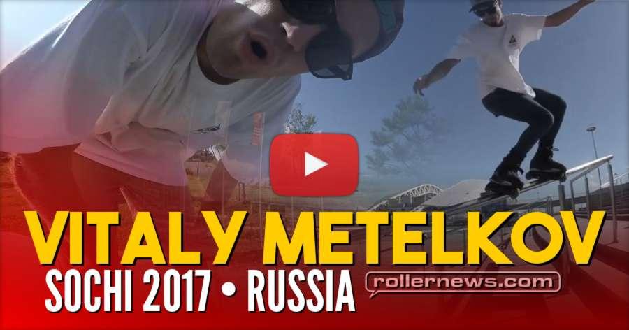 Vitaly Metelkov - Sochi 2017 (Russia)