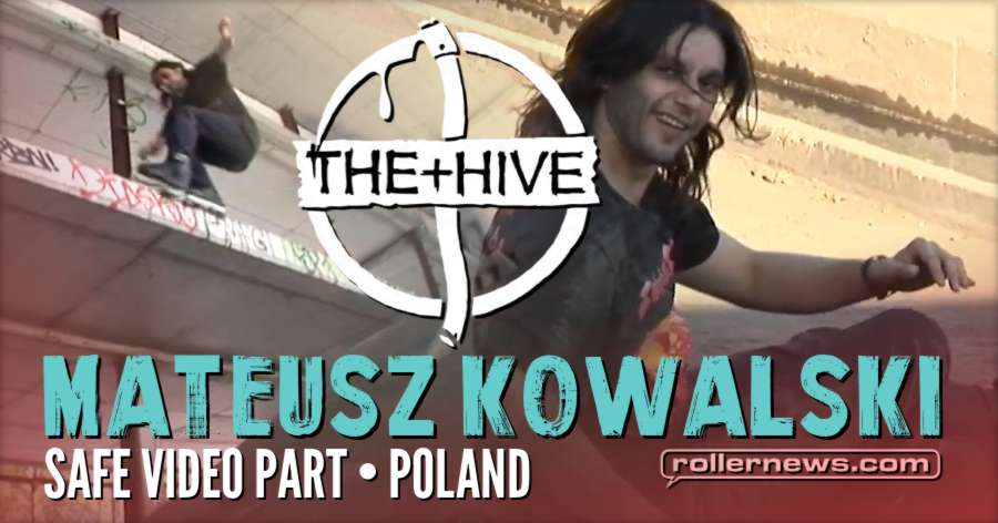 Mateusz Kowalski - Safe Part (Poland, 2017)