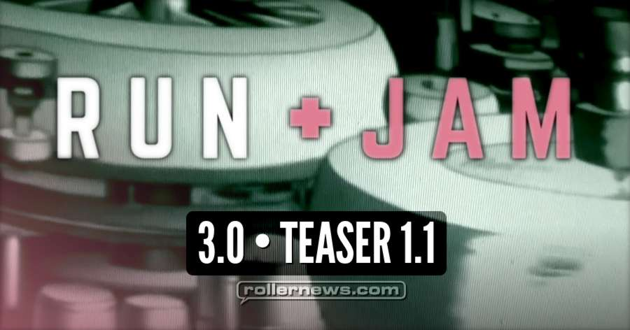 RUNJAM Vol.3 (Japan, 2018) - Teaser 1.1