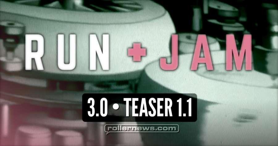 RUNJAM Vol.3 (Japan, 2018) - Teaser 1.1