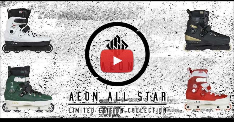 USD AEON Allstar Limited Edition Collection - Short Promo