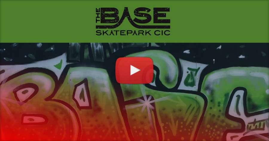 Adam Davidson - Session at Base Skatepark (UK, 2017)