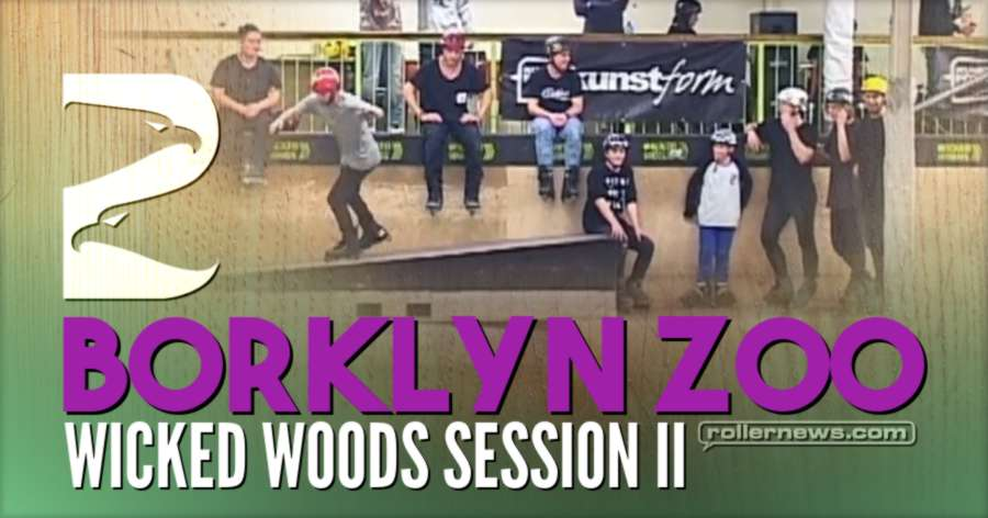 Borklyn Zoo - Wicked Woods Session II with the boys! (2017) - Eugen Enin & Friends
