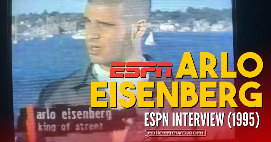Arlo Eisenberg - ESPN Interview (1995)