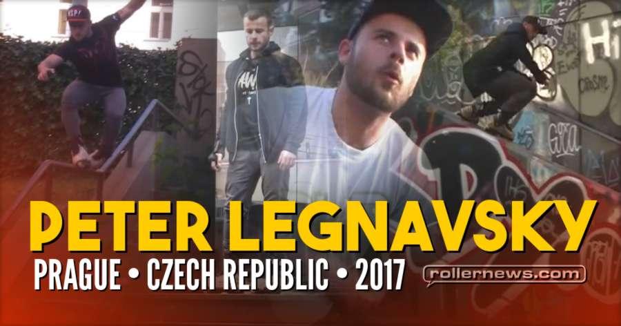 Peter Legnavsky (30) - Prague, Czech republic (2017) Street Edit