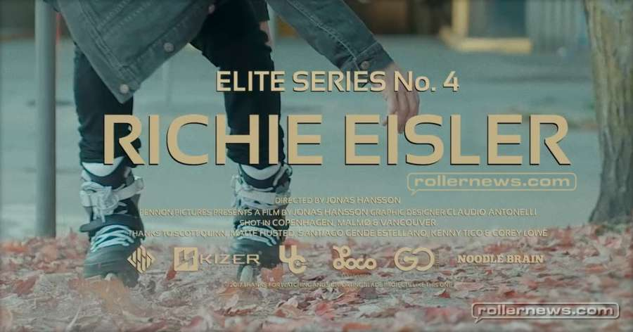 Richie Eisler - Elite Series No. 4 (2017) by Jonas Hansson - Teaser