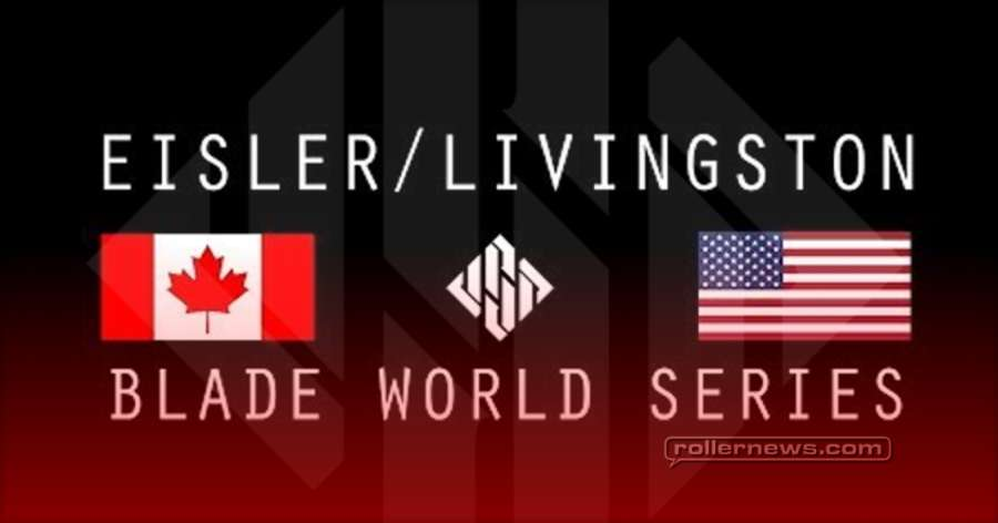 Blade World Series - ROUND 3 - Richie Eisler vs Montre Livingston