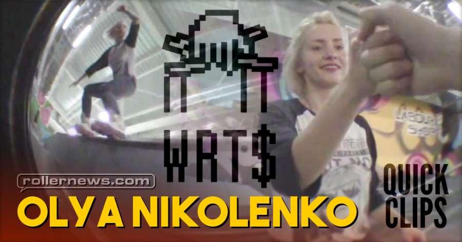 Quick Clips With Olya Nikolenko (Ukraine, 2017)