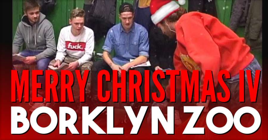 Borklyn Zoo - Merry Christmas IV (2017)