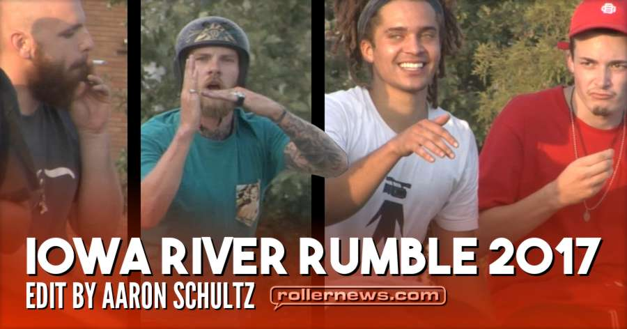Iowa River Rumble 2017 - Edit by Aaron Schultz