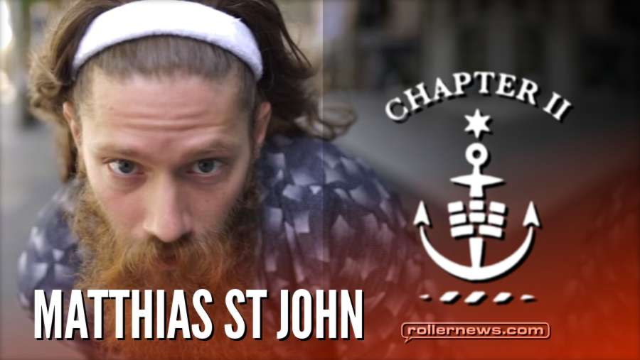 Vine St - Chapter II - Matthias St John Section by Dom West