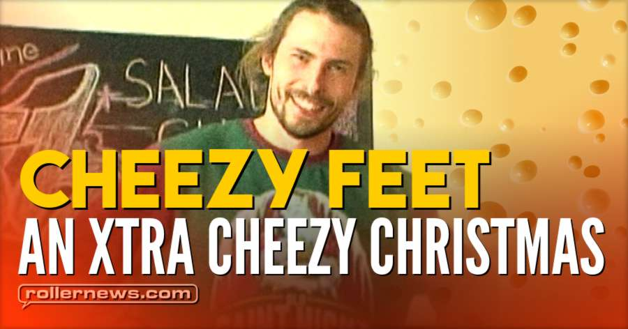 Cheezy Feet: An Xtra Cheezy Christmas (2017)