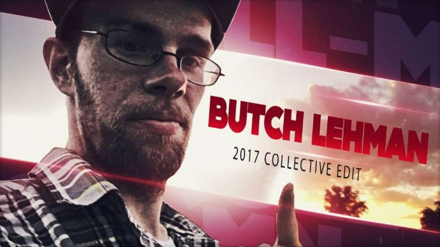 Butch Lehman - Roll Minnesota, 2017 Collective Edit