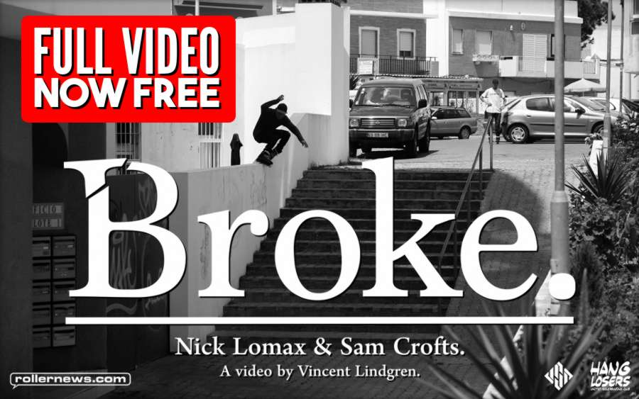 Broke. - Nick Lomax and Sam Crofts - FULL VOD NOW FREE