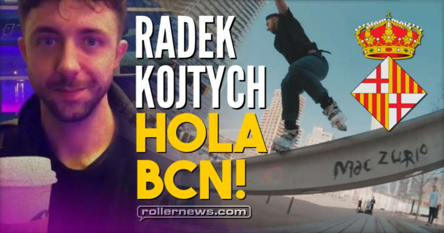 Radek Kojtych (Poland) - Hola BCN! - Canislatrans Edit