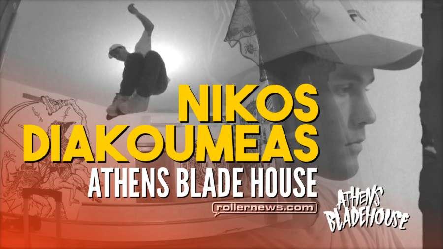 Nikos Diakoumeas - Athens Blade House