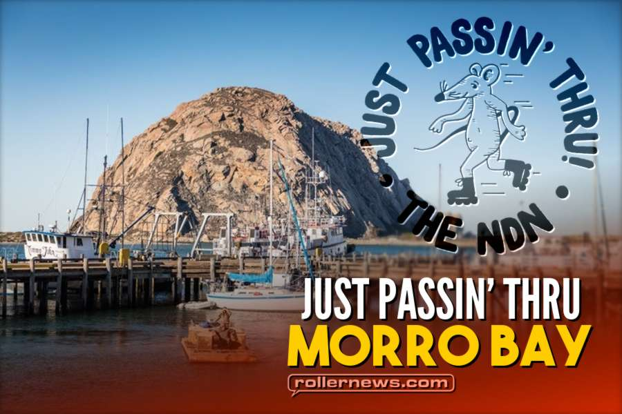 The NDN - Just Passin' Thru! Morro Bay (VOD) - Available Now!