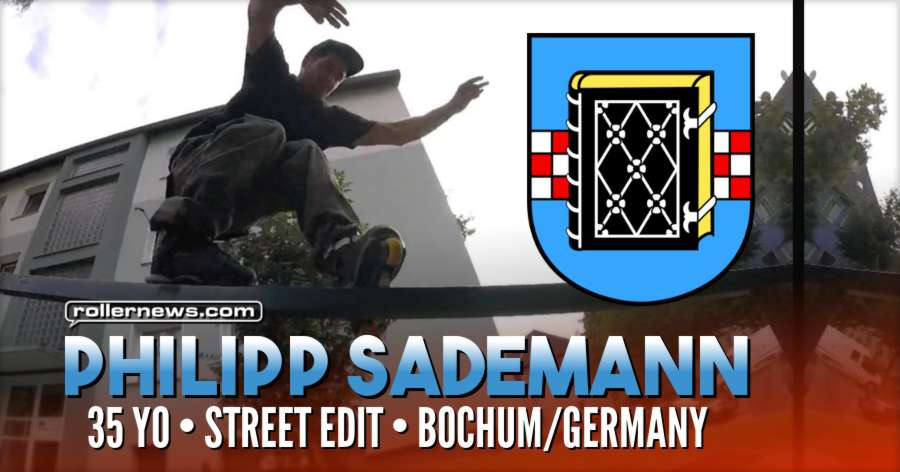 Philipp Sademann (35) - Street Edit 2017 (Part 02) - Bochum (Germany)