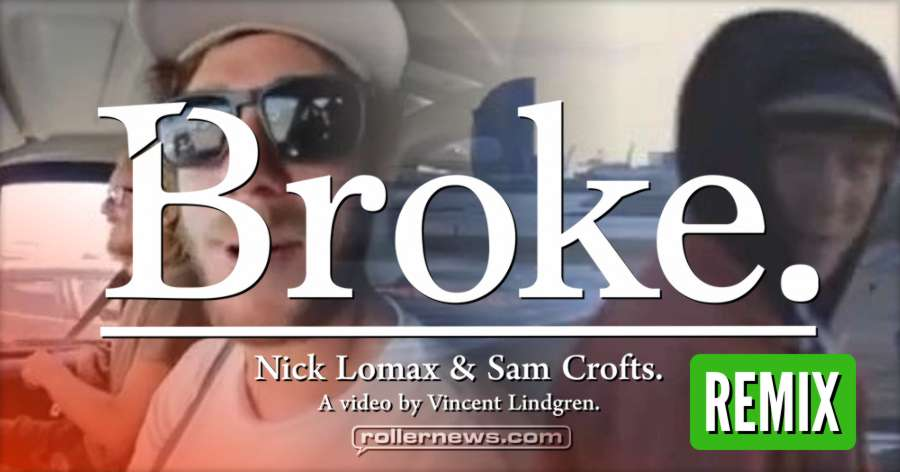 Broke Remix (2017), A video by Vincent Lindren, Remixed by Callum Ross