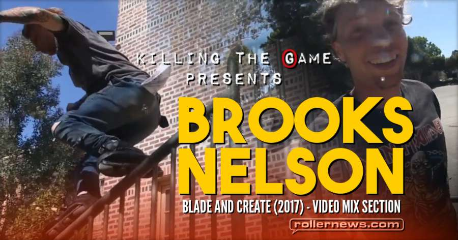 Brooks Nelson - Blade And Create (2017) - Video Mix Section