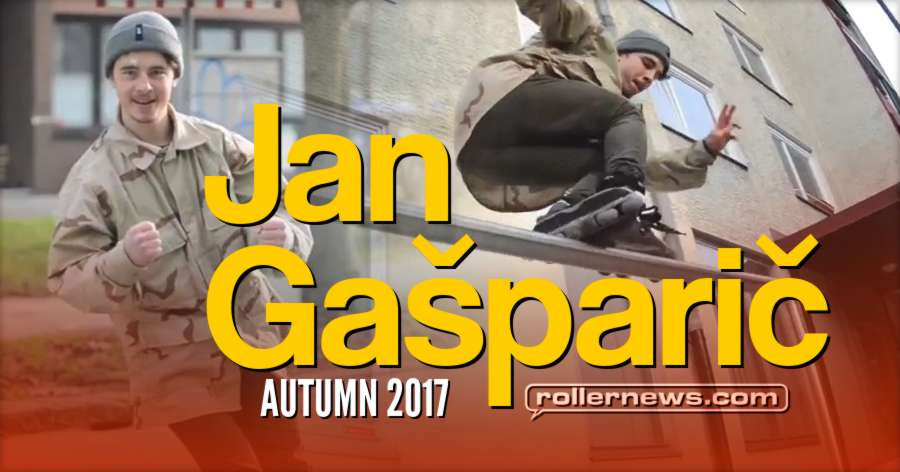 Jan Gašparič - Autumn 2017