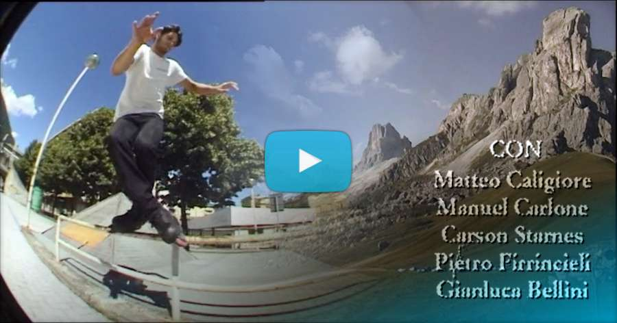 Rolomytes Tour (Italy, 2017) by Matteo Caligiore - Flabby Muscles Edit