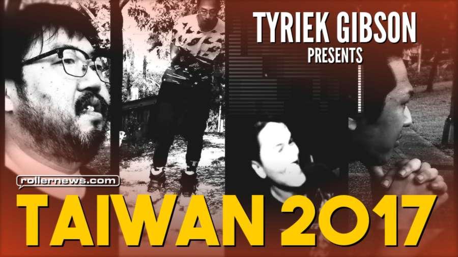 Taiwan Summer 2017 by Tyriek Gibson