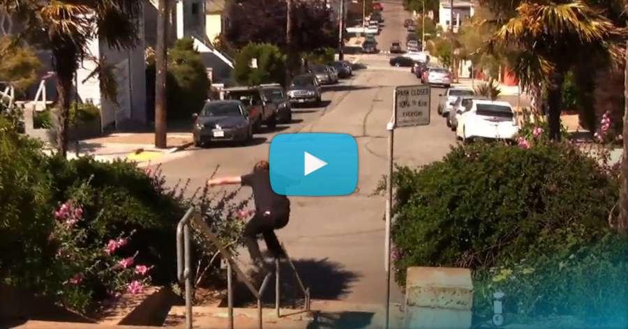 Ben Kress - 2017 SF Street Edit