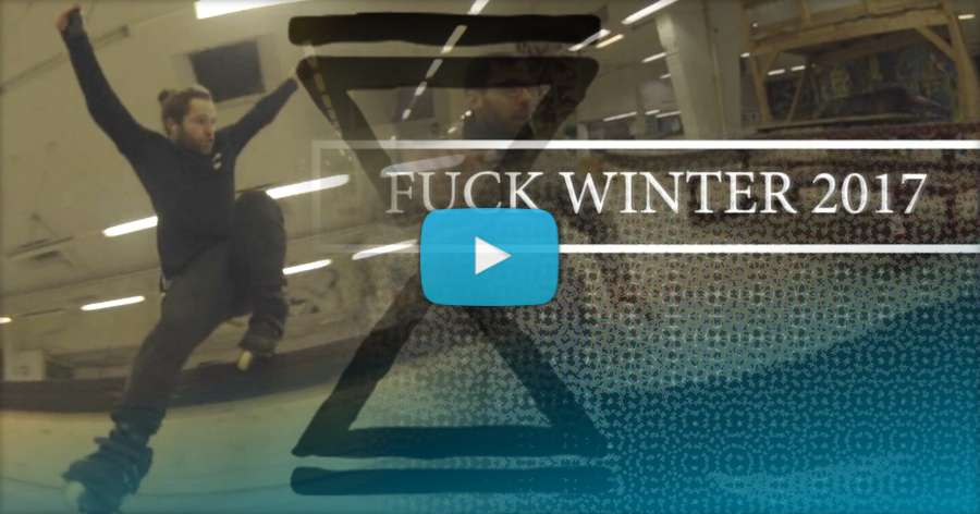 Fuck Winter Session 2017 - Hosted by The Blackjack Project - Edit by Tyriek Gibson