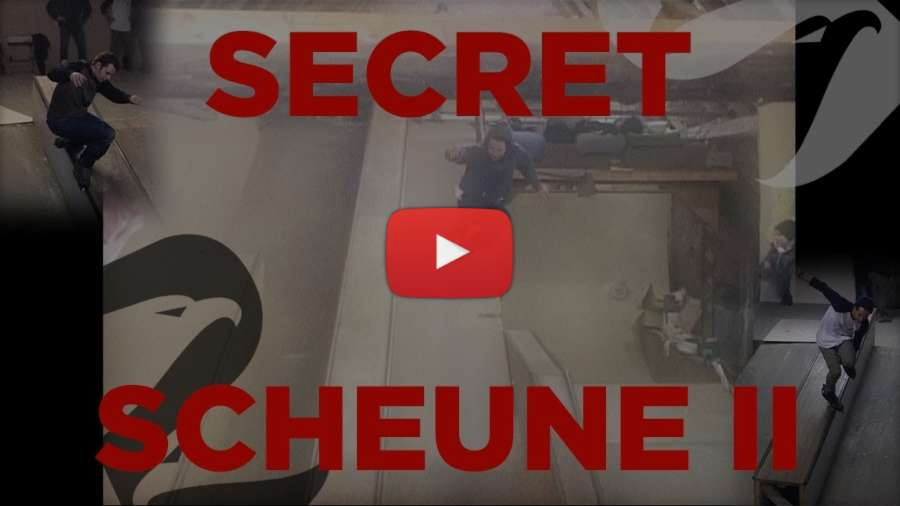 Borklyn Zoo - Secret Scheune II (2017)