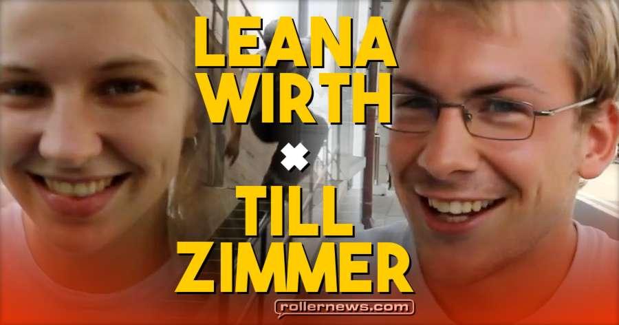 Leana Wirth x Till Zimmer - Street Edit 2017