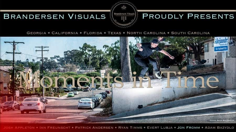 Jon Fromm - Moments in Time (2017) - VOD, Section NOW FREE