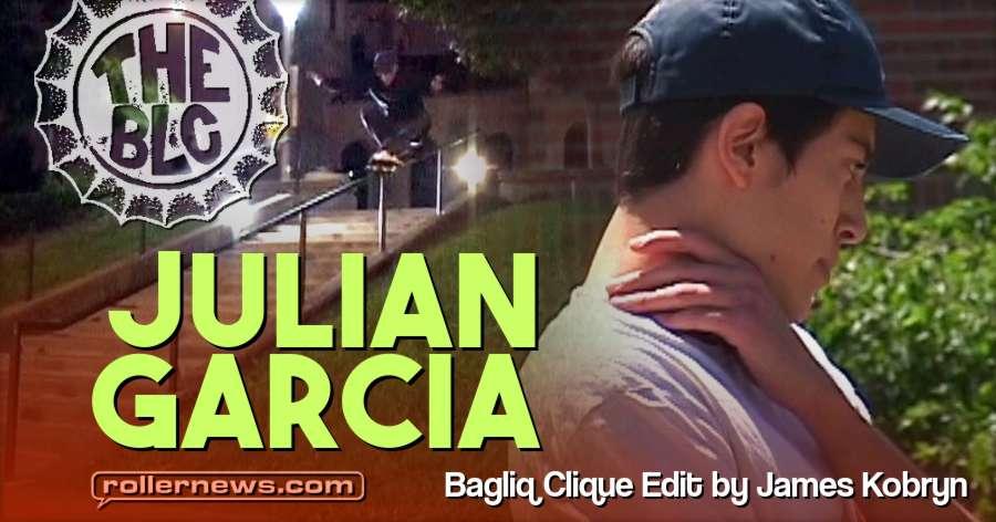 Julian Garcia - Bagliq Clique (2017) by James Kobryn