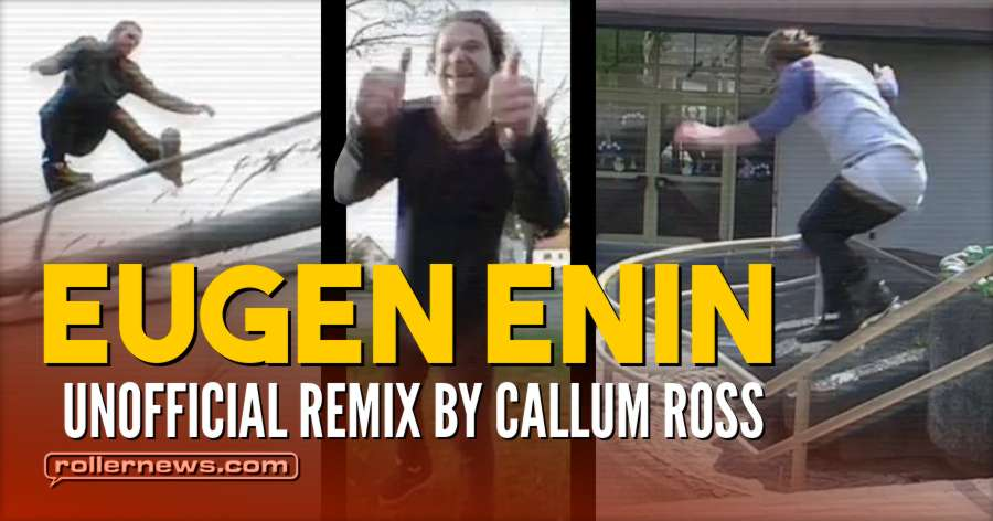 Eugen Enin - Unofficial Remix by Callum Ross