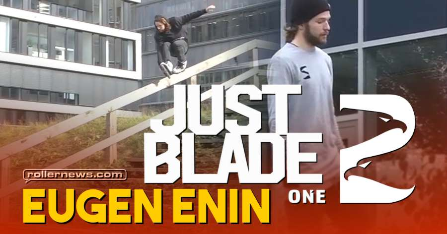Eugen Enin: One Mag - Just Blade (2017) - VOD Section NOW FREE