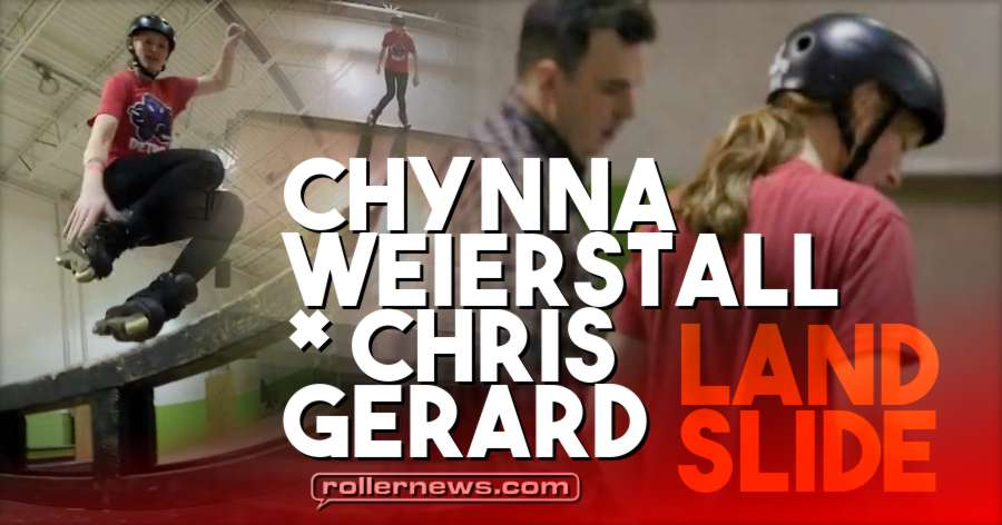 Clips of the day: Chynna Weierstall x Chris Gerard (Landslide, 2018) by Al Dolega