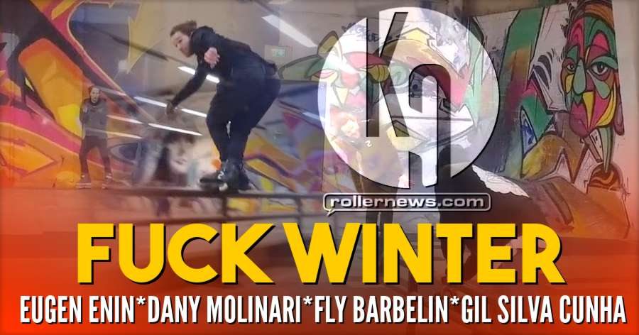Fuck Winter Session 6 (Trier, Germany 2017) with Eugen Enin, Dany Molinari & Friends