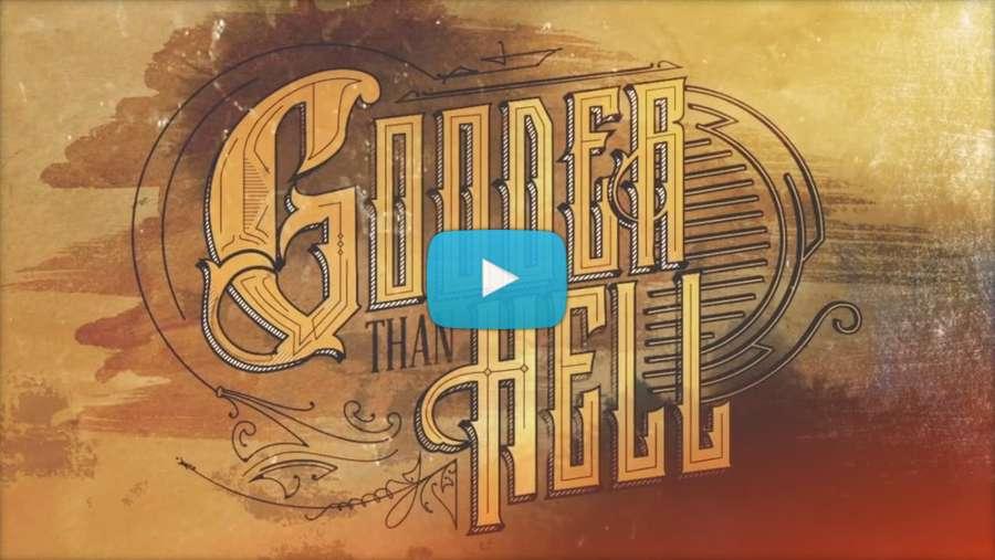 Garrett Slobey - Gooder Than Hell (2016) by David Dodge
