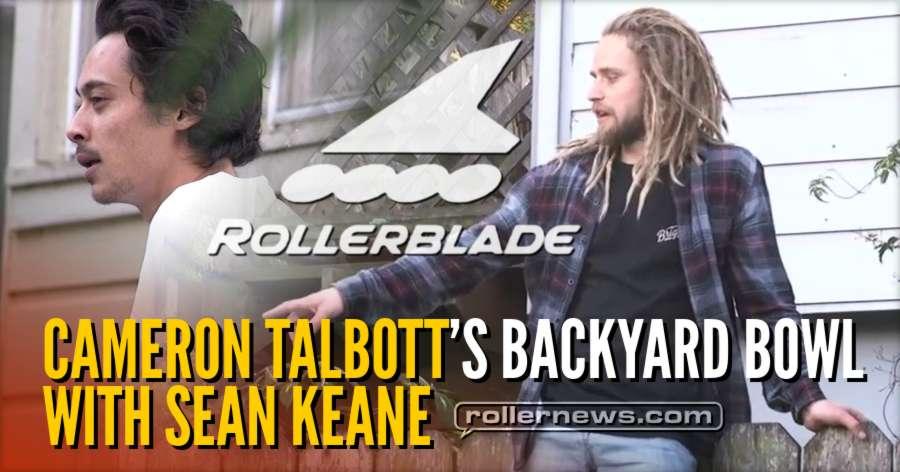 Cameron Talbott's Backyard Bowl (2018) with Sean Keane - Edit by Erick Rodriguez