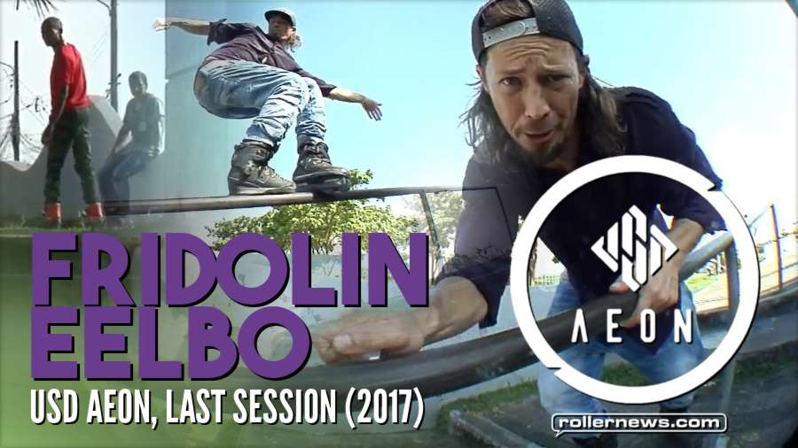 Fridolin Eelbo - USD Aeon, Last Session (2017)