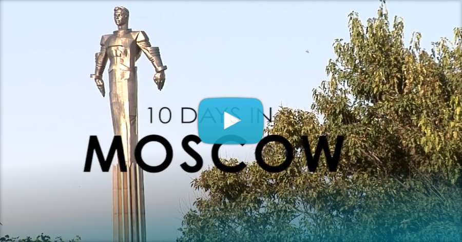 10 Days in Moscow, Featuring Sam Crofts & Eugen Enin